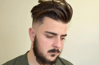 65 Glamorous Men's Haircuts for Round Faces – Trendy Styles that Give a Man a Unique Look