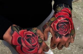 60 Inspiring Rose Tattoo Designs – Body Art That Will Touch Your Heart