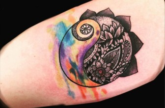 60 Engaging Yin Yang Tattoo Designs – Inseparable and Contradictory Opposites