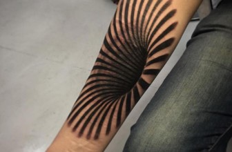 50 Extraordinary 3D Tattoo Designs for Men – The Hottest Trends