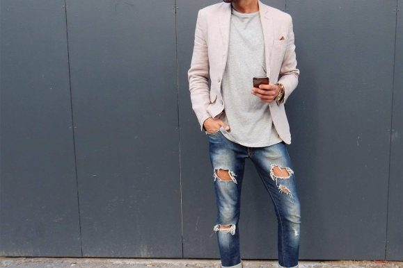 35 Refined Blazer with Jeans Ideas – Contemporary Style for a Classy Gentleman