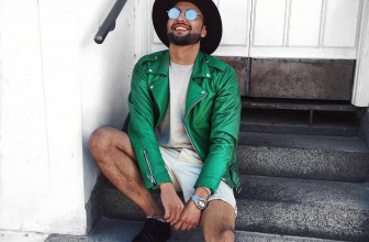 25 Amazing Green Leather Jacket Ideas – For A Look That Will Turn Heads
