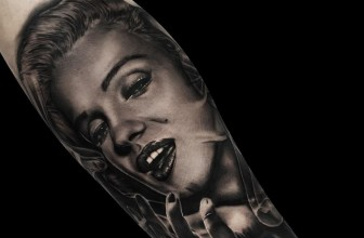 80 Classy Marilyn Monroe Tattoo Designs – The Inspirational Icon