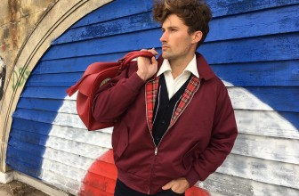 35 Remarkable Ways To Wear Harrington Jacket – A Tartan Tale