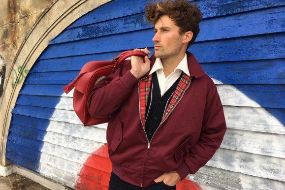 35 Remarkable Ways To Wear Harrington Jacket – A Tartan Tale