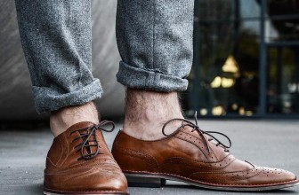 25 Ideas on Gray Pants and Brown Shoes – Super Combinations That Cannot Fail You
