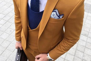 40 Three-Piece Suit Ideas for Men – Make Your Unique Statement with Distinguished Look