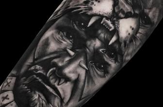 80 Smart Black and Grey Tattoo Ideas – The Key Secret to Great Tattoos