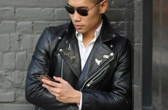 25 Black Leather Jacket Ideas for Men – Rock This Style