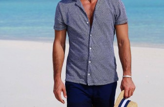 25 Charming Short Sleeve Shirts – The Timeless and All Season Shirt