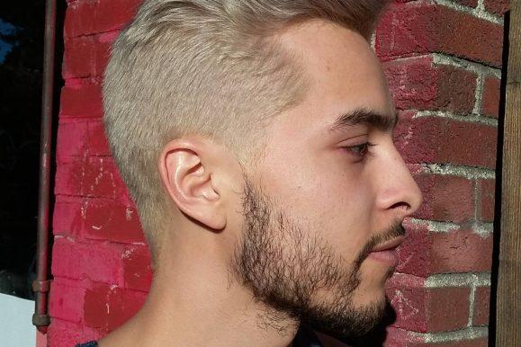 25 Ideas For Men's Bleached Hair – The Bolder The Better