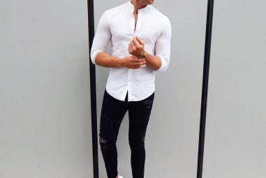 45 Flattering Slim Fit Shirts Every Man Should Own – Fitting in Fashion-Wise