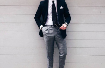 25 Ways to Style Black Blazer and Grey Pants – Trendy Upgrades for 2017