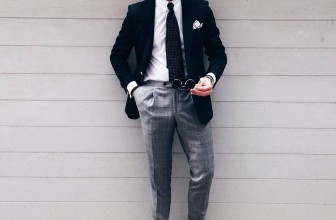 25 Ways to Style Black Blazer and Grey Pants – Trendy Upgrades for 2018