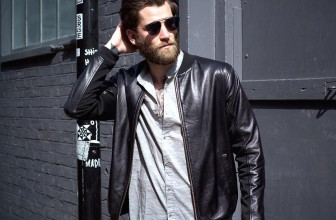 25 Cool Leather Bomber Jacket Ideas – The Cool Guy Necessity
