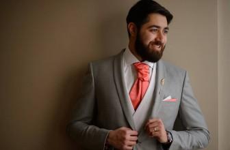 40 Effortless Ideas on Wedding Ties – Make a Statement