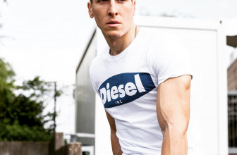 25 Ways to Look Amazing in a Diesel T-shirt – Sassy and Stylish