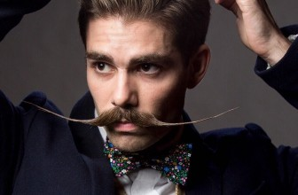 25 Exclusive Handlebar Mustache Styles – Rock This Trend Today