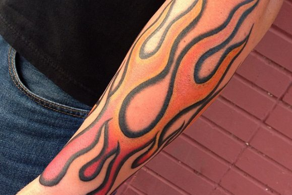 90 Hypnotizing Flame Tattoo Designs – Blazing Hot Body Art!