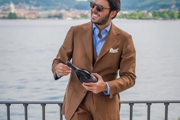 40 Variations Of Linen Suit For Men – Look Cool and Trendy