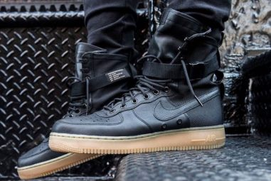 40 Attention-Grabbing Ideas on Nike Air Force One Shoes-The Classy Gentleman Sneakers