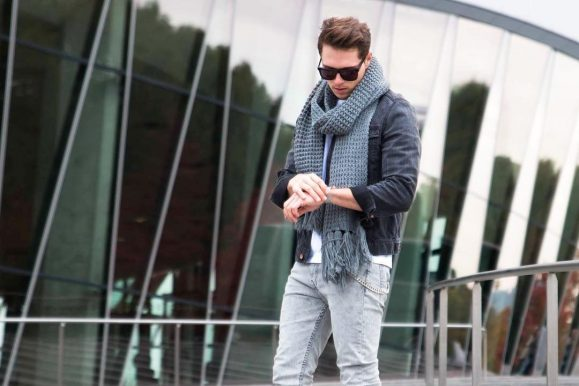 How to Wear a Scarf – Top 10 Ways to Look Dope for Men