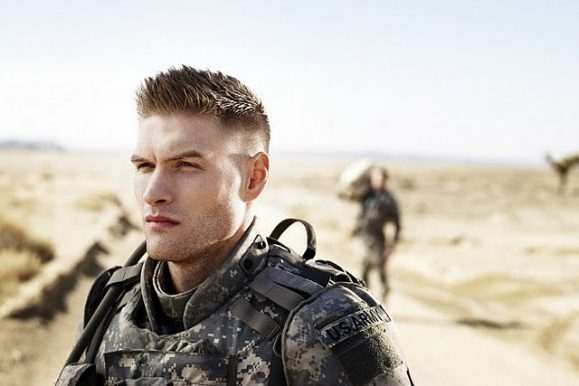 45 Impressive Military Haircut Ideas – Neat and Classy Gentleman Cuts