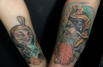 50 New School Tattoo Designs – The Revolution of Freedom of Human Expression