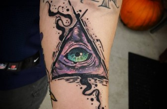 50 Mysterious All Seeing Eye Tattoo Ideas – Everything That You Want to Know