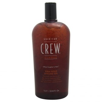 American Crew Classic Firm Hold Styling Gel, 33.8 Fl. Oz., for men