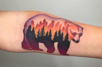 40 Incredible Bear Tattoo Ideas – The Art of Exceptional Strength