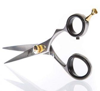 Facial Hair Scissors for Men | Mustache & Beard Trimming Scissors |...