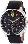 Ferrari Men's 0830166 Aero Evo Analog Display Quartz Black Watch