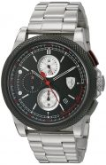 Ferrari Men's'Formula Italia S' Quartz Stainless Steel Casual Watch (Model: 0830317)