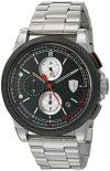 Ferrari Men's'Formula Italia S' Quartz Stainless Steel Casual Watch...