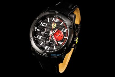 Top 10 Ferrari Watches Reviews — Consider Your Choice in 2019