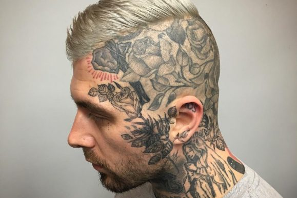 100 Incredible Floral Tattoo Designs for Men – The Latest Inspirational Ideas