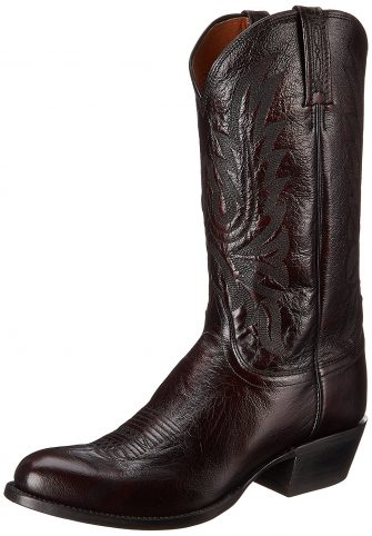 Lucchese Bootmaker Men's Carson-bc Lonestar Calf Cowboy Riding Boot