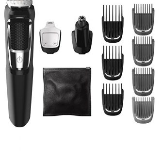 Philips Norelco Multi Groomer MG3750/50 - 13 piece, beard, face, nose, and...