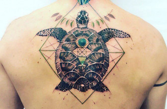 50 Delightful Turtle Tattoo Ideas for Men – The Way to Express Wisgom and Loyalty