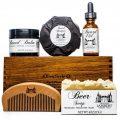 Ultimate Beard Kit Contains: Organic Beard Balm, Organic Beard Oil, Organic Beard...