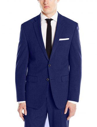 Van Heusen Men's Slim Fit Flex Stretch Suit Separate (Blazer and Pant)