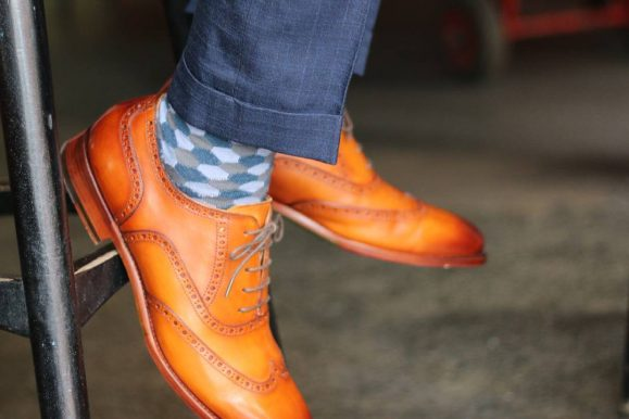 25 Gorgeous Wingtip Shoes Designs – For All Different Tastes